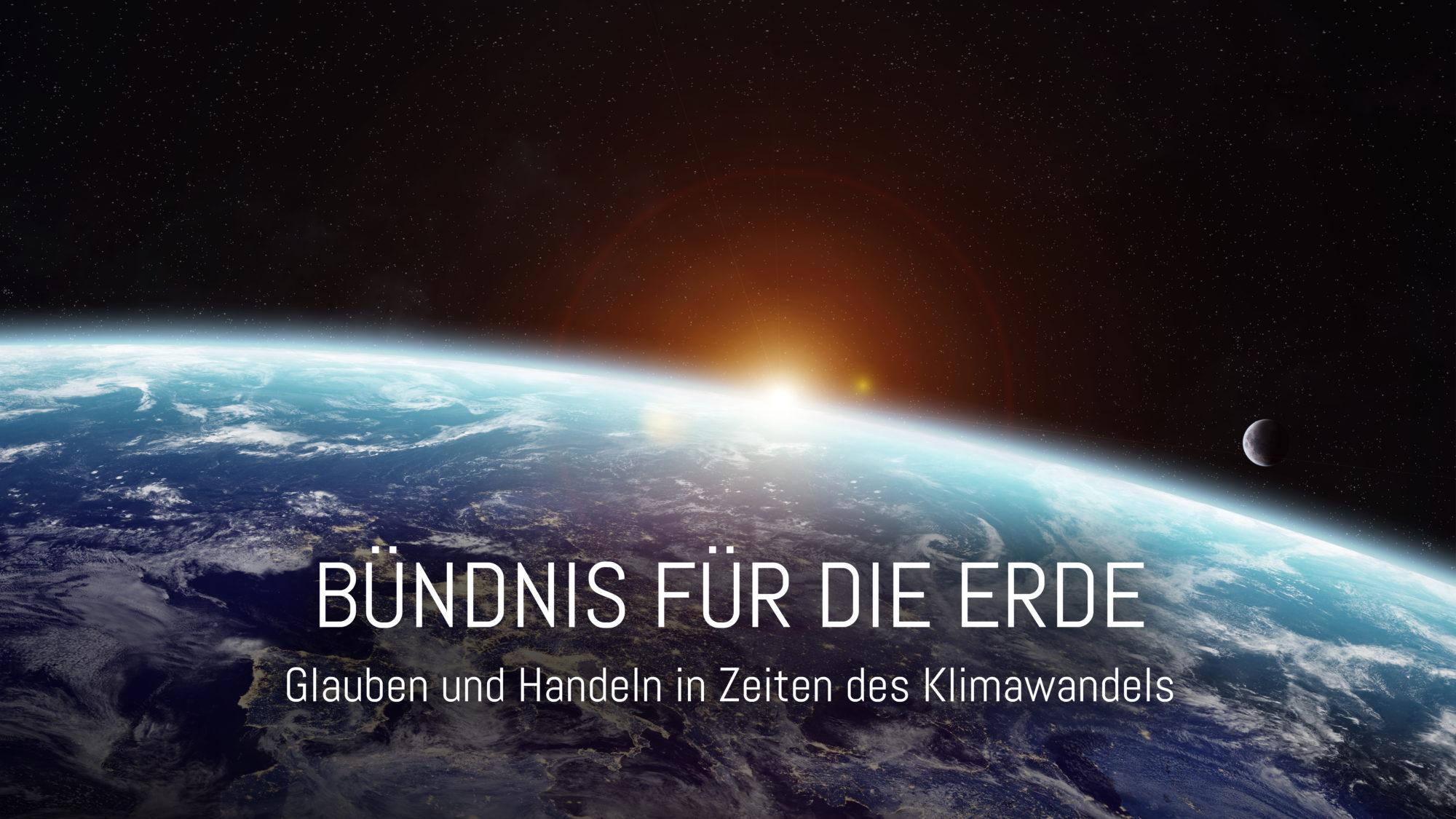 Bündnis für die Erde